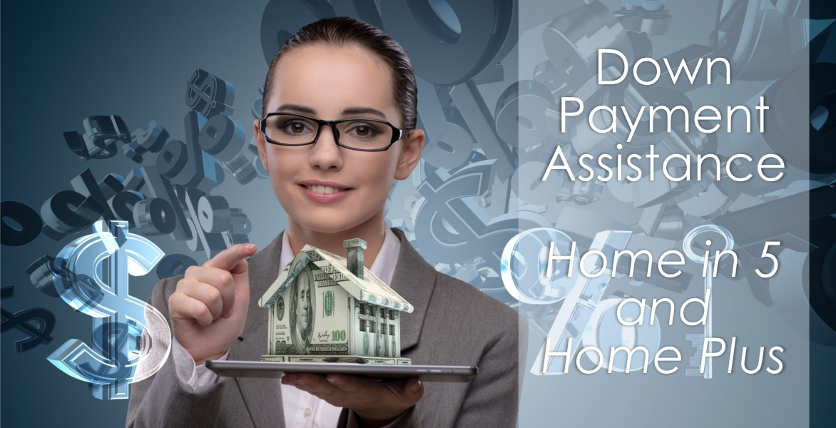 CE: Down Payment Assistance-Home in 5 & Home Plus