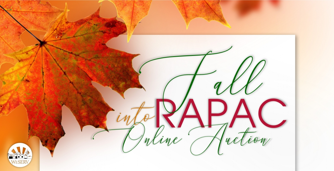 Fall into RAPAC Auction